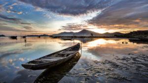 Tam Giang lagoon, Vietnam