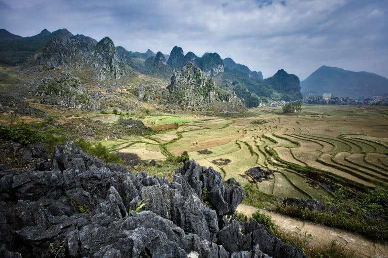 landscape photo of Dang Van, Vietnam