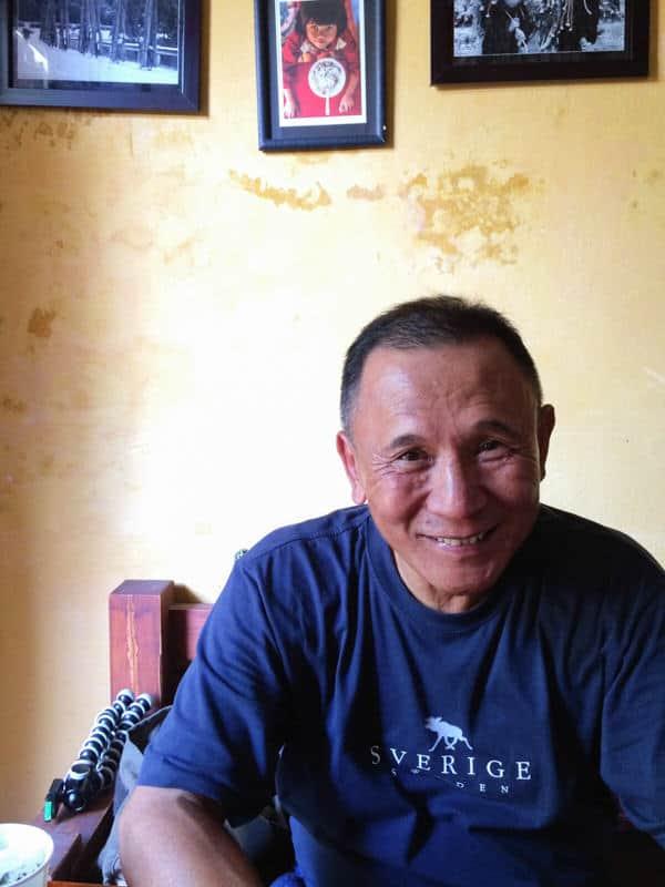 Portrait of James Khoo