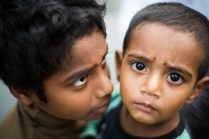 2 brothers in Bangladesh