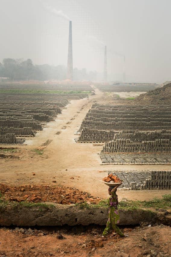 Bangladesh brick factories
