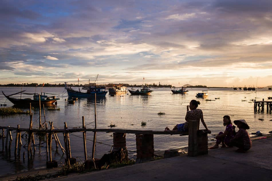 Sunrise Hoi an photo tour and workshop