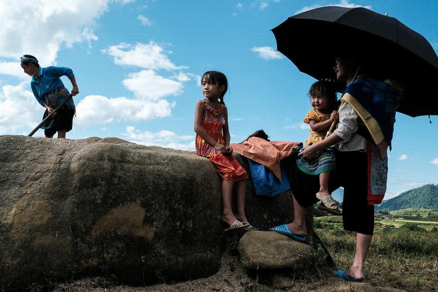 Hmong people in North Vietnam