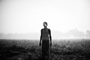 Bangladeshi farmer