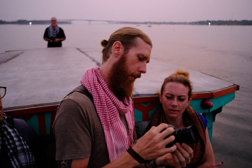 Improving one's photography skills on a photo tour with Pics of Asia
