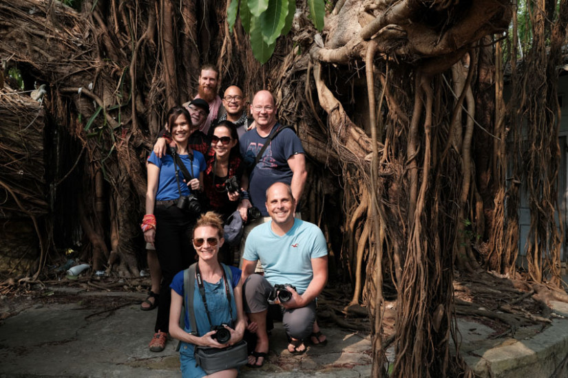 the photography tour group of Pics of Asia central Vietnam photography tour and workshop