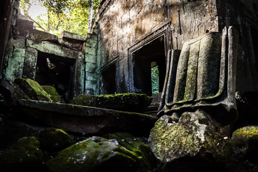 Regis Binard captures the best of the temples of Angkor on a joint photography tour in Cambodia and Vietnam