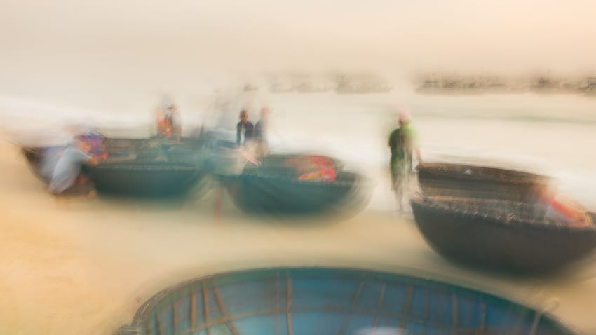 Showcasing the use of ICM for Pics of Asia. Copyright Janet Powick.