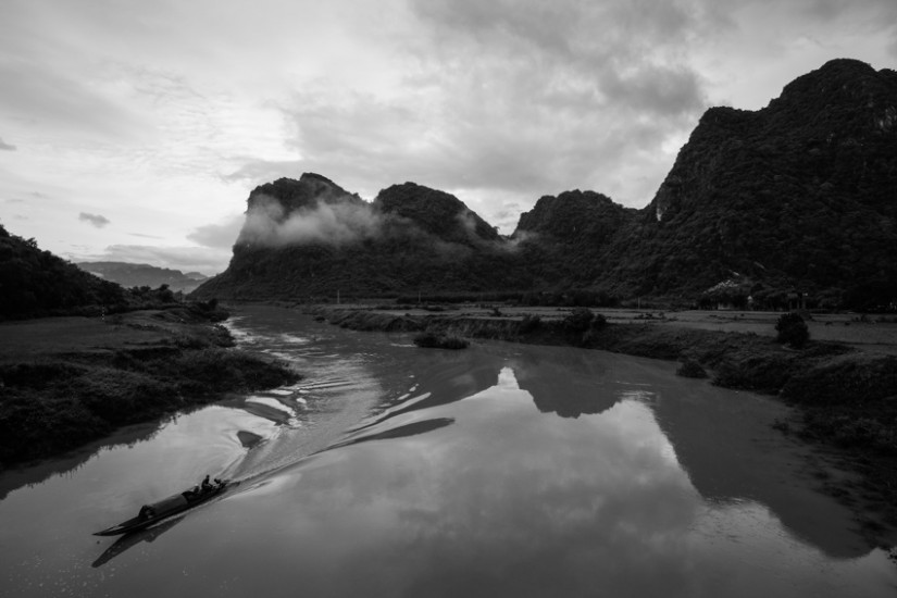 Phong Nha landscape with Pics of Asia
