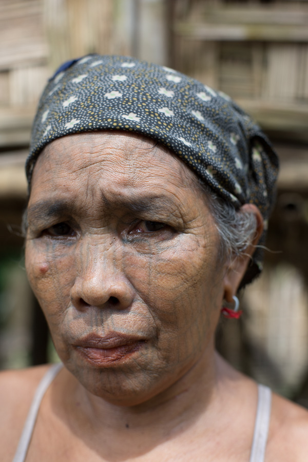 Portrait of a Burmese woman for Pics of Asia